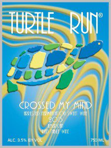 Crossed My Mind 2015 Front