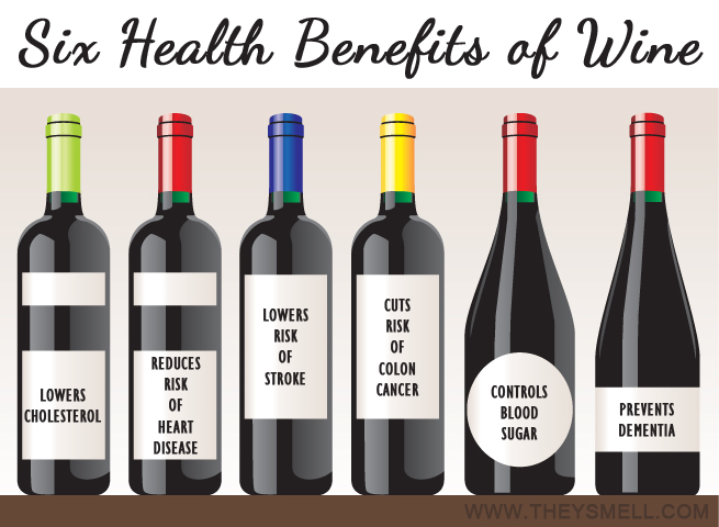 Benefits Of Drinking Red Wine For Men